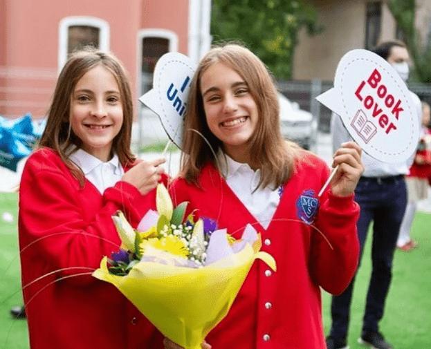 Ура!!! Школа @MCS_British_School открылась!
